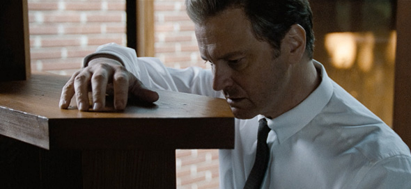"Colin Firth at ""A Single Man"""