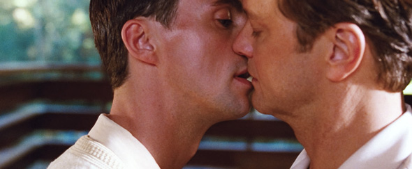 "Colin Firth and Matthew Goode at ""A Single Man"""